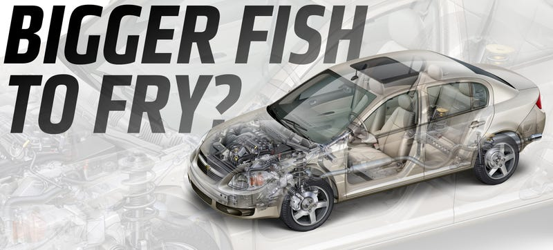 Illustration for article titled Is GM's $35 Million Fine The Wrong Focus For The NHTSA?