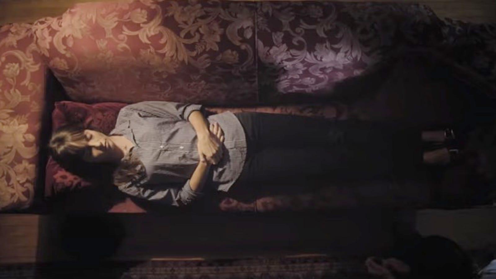 Sleep Paralysis Is Way Worse Than Any Nightmare in Horror Trailer Dead Awake