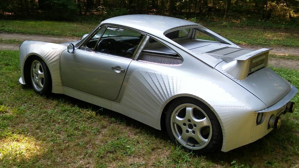 Forget Singer You Want A Mid Engine Ls Swapped Porsche Reimagined Complete Electrical Wiring Diagram Of Type 912 By Redneck