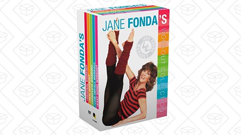 Jane Fonda's Workout Collection | $26 | Amazon