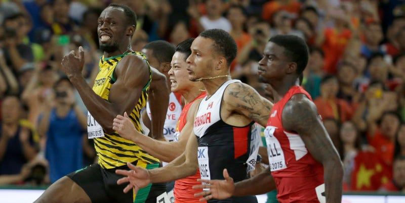 Illustration for article titled Usain Bolt Is Back