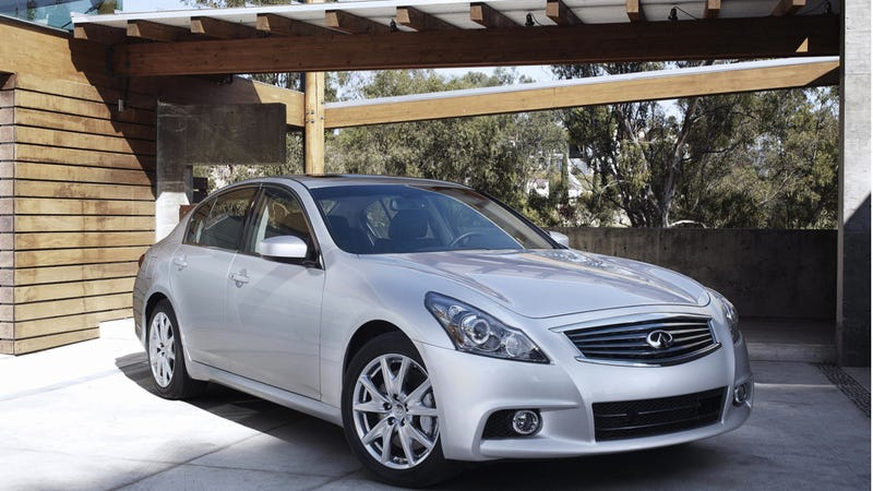 Illustration for article titled Infiniti Will Rename The G37 The Q40 To Keep Dealers Happy