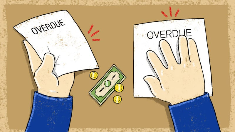 Illustration for article titled Here's How to Prioritize Bills When You Can't Afford All of Them