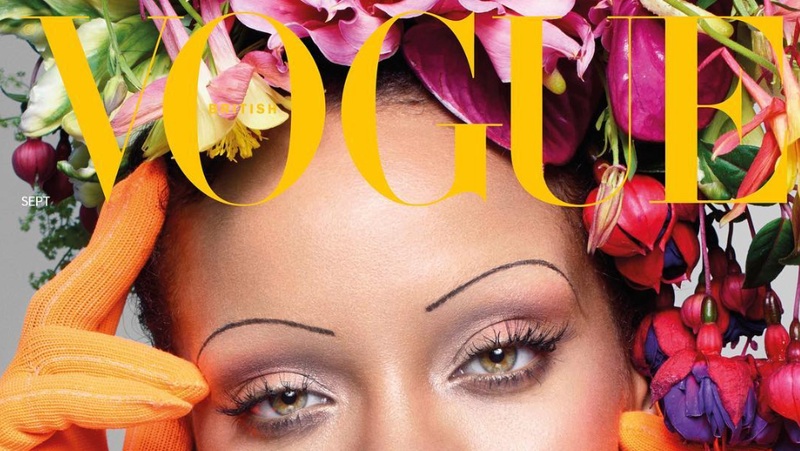Illustration for article titled Did Rihanna Appropriate 'Chola' Brows? One Latina Writer Thinks So
