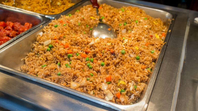 """Illustration for article titled Woman sues buffet for $1 millionafter developing """"fried rice syndrome"""""""