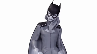 Illustration for article titled Good News: New Batgirl Statue! Bad News: It's not out until Fall 2015.