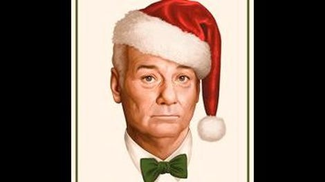 A Very Murray Christmas is odd and inscrutable, just like its star