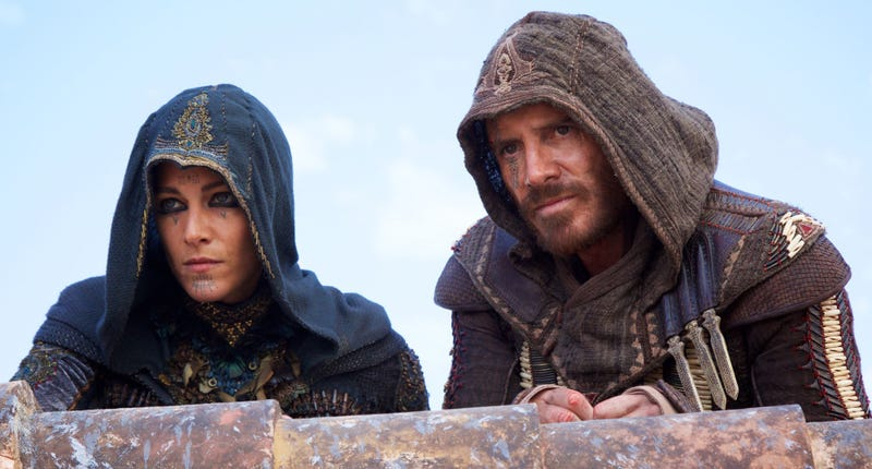 Illustration for article titled What We Didn't Like--And Really Didn't Like--About The Assassin's Creed Movie