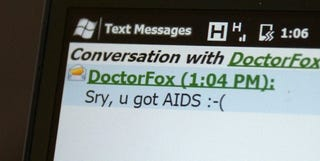 Illustration for article titled London Clinics Begin Sending STD Test Results via Text