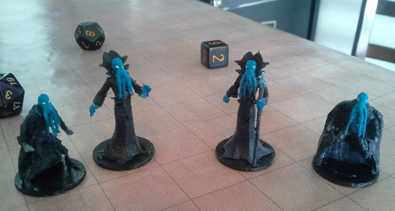 Illustration for article titled These Dungeons & Dragons Monsters Just Convinced Me To Buy a 3D Printer