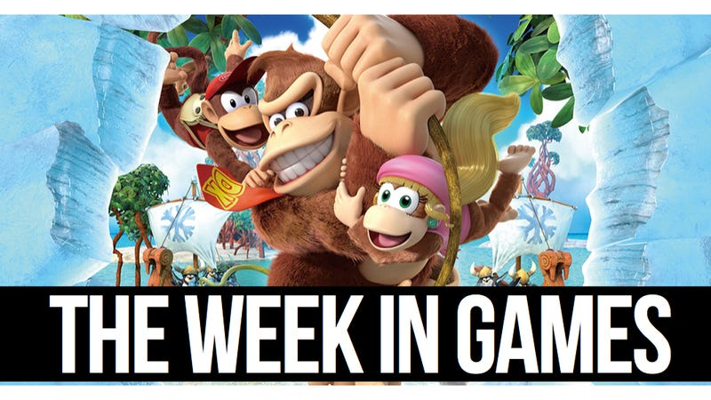 Illustration for article titled The Week in Games: There's Money in the Banana Stand