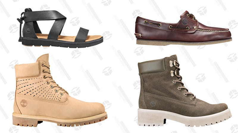 25% Off Select Men's and Women's Styles | Timberland