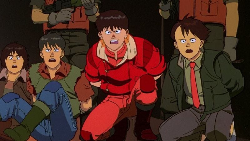 Illustration for article titled Here are the white guys who will star in the Akira remake