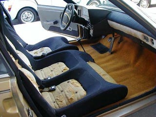 200 proof french automotive madness matra bagheera. Black Bedroom Furniture Sets. Home Design Ideas