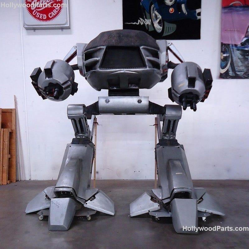 Illustration for article titled Robotzsaru megkímélt állapotban eladó