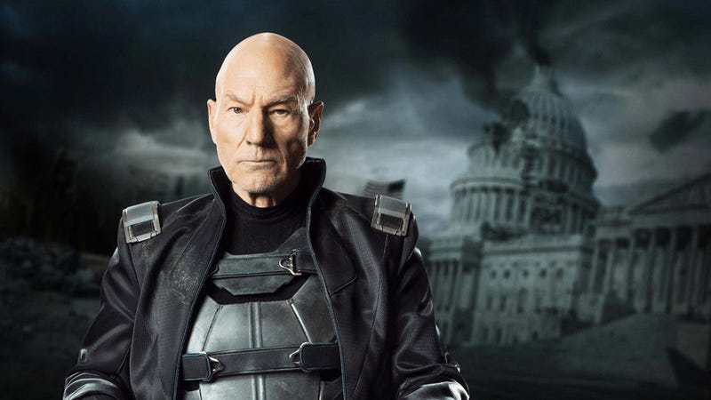 Illustration for article titled Professor X Will Play a Substantial Role in the Third Wolverine Movie