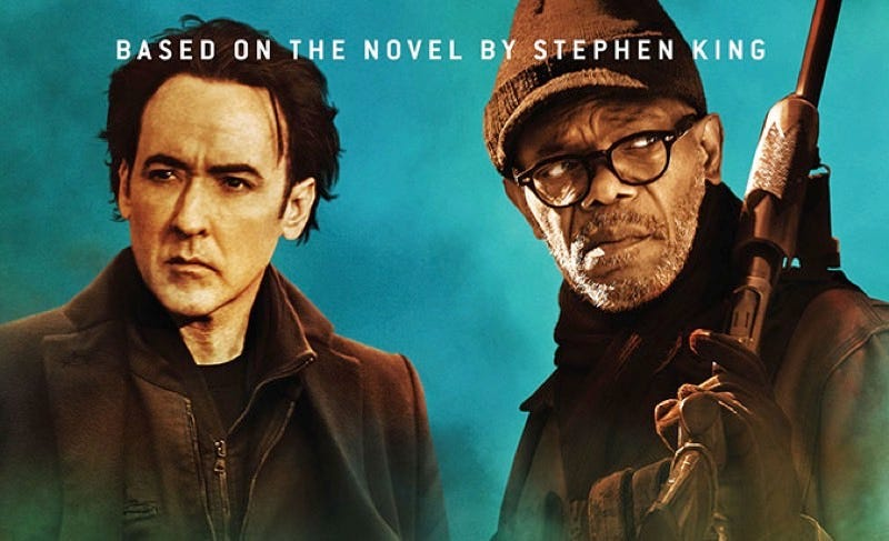 Illustration for article titled John Cusack and Samuel L. Jackson Battle Phone-Wielding Freaks in the First Trailer forCell