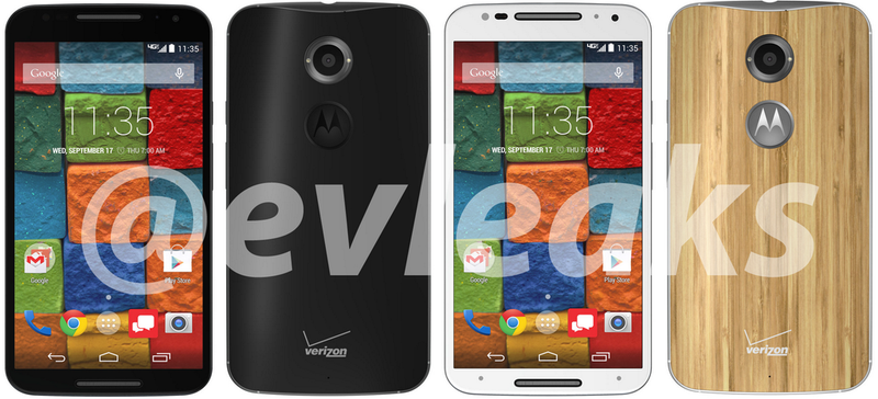 Illustration for article titled Here Are The First Images Of The Moto X+1