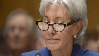 Kathleen SebeliusMANDEL NGAN/AFP/Getty Images