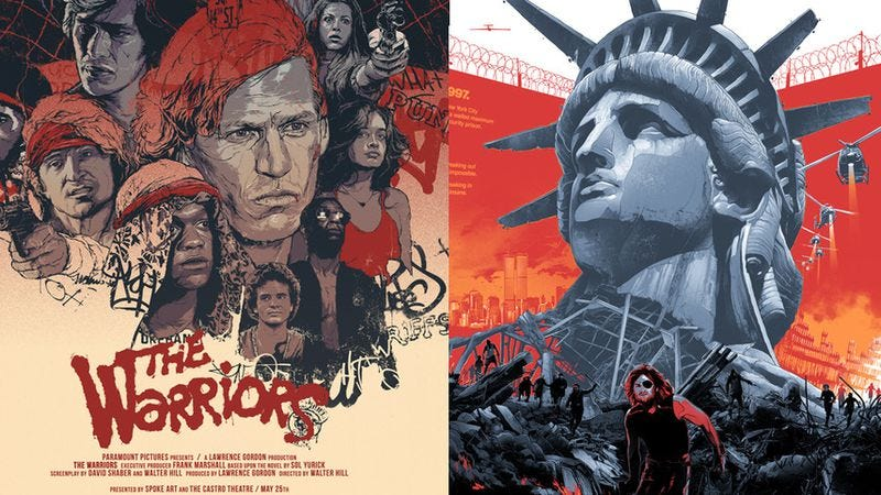 Illustration for article titled Take a moment to savor the stunning movie posters of Grzegorz Domaradzki