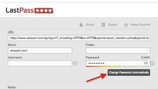 Illustration for article titled LastPass Can Now Automatically Change Your Passwords