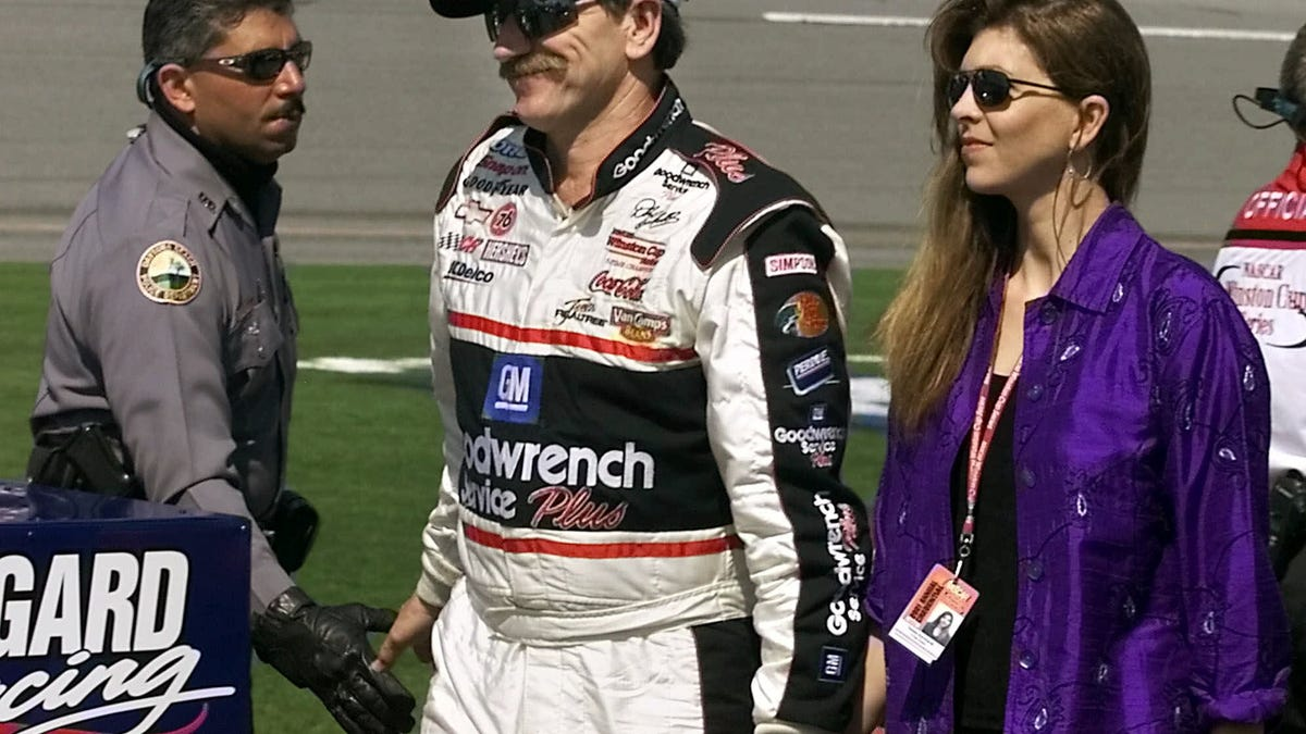 How Dale Earnhardt's Death 15 Years Ago Sparked A Safety Revolution