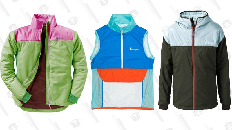 Up to 50% Off Select Spring Jackets | Cotopaxi