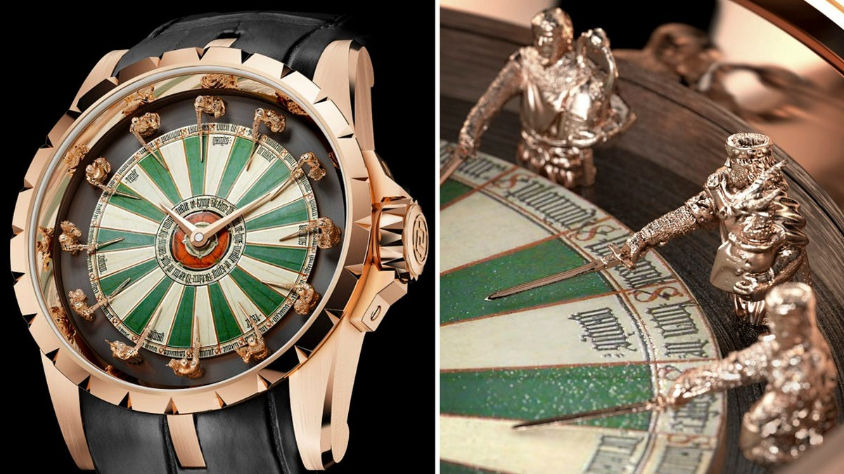 auction private watch up for porsche watches collection family gizmodo
