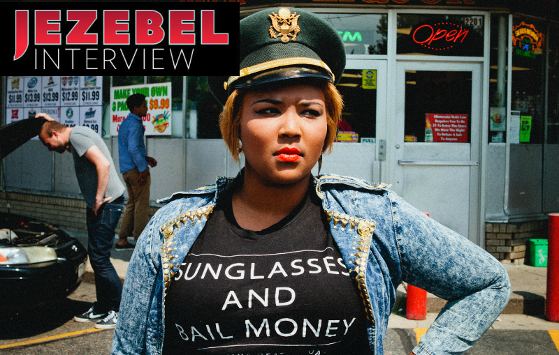 Illustration for article titled BIG GRRRLS Run The World: An Interview with Lizzo, Rapper on the Rise