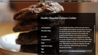 Illustration for article titled Gojee Fills Your Screen With Mouth-Watering Recipes