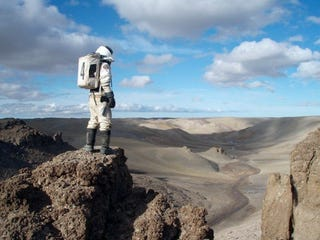"Illustration for article titled Suicide Mission to Mars? Astrobiologists say ""No Thanks"""
