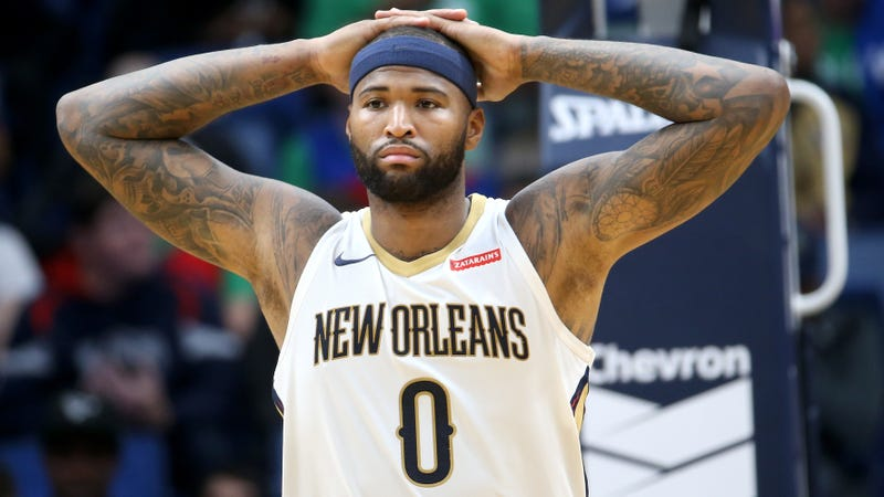 Illustration for article titled Oh Come On, The Lakers Passed On DeMarcus Cousins?