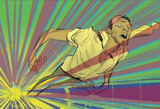 Illustration for article titled Your Newest Comic Movie Is Vertigo's Hit Federal Bureau Of Physics