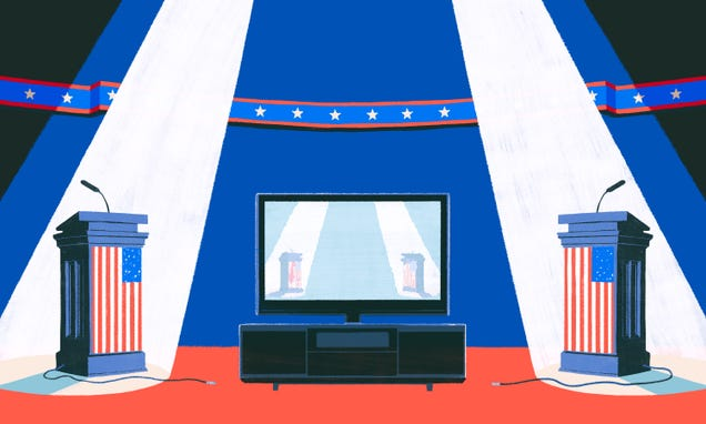How to Stream Tonight's Presidential Debate For Free, No Cable Required