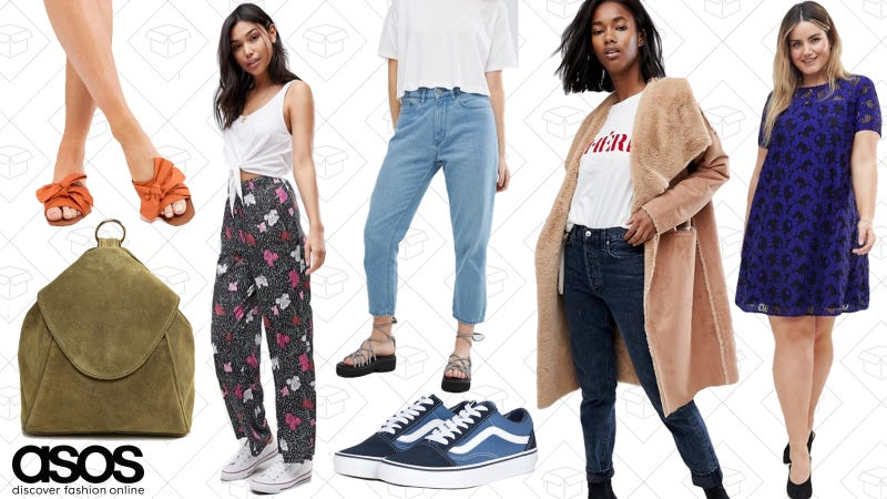 Up to 60% off select styles | ASOSExtra 10% off | ASOS | Use code FURTHER10
