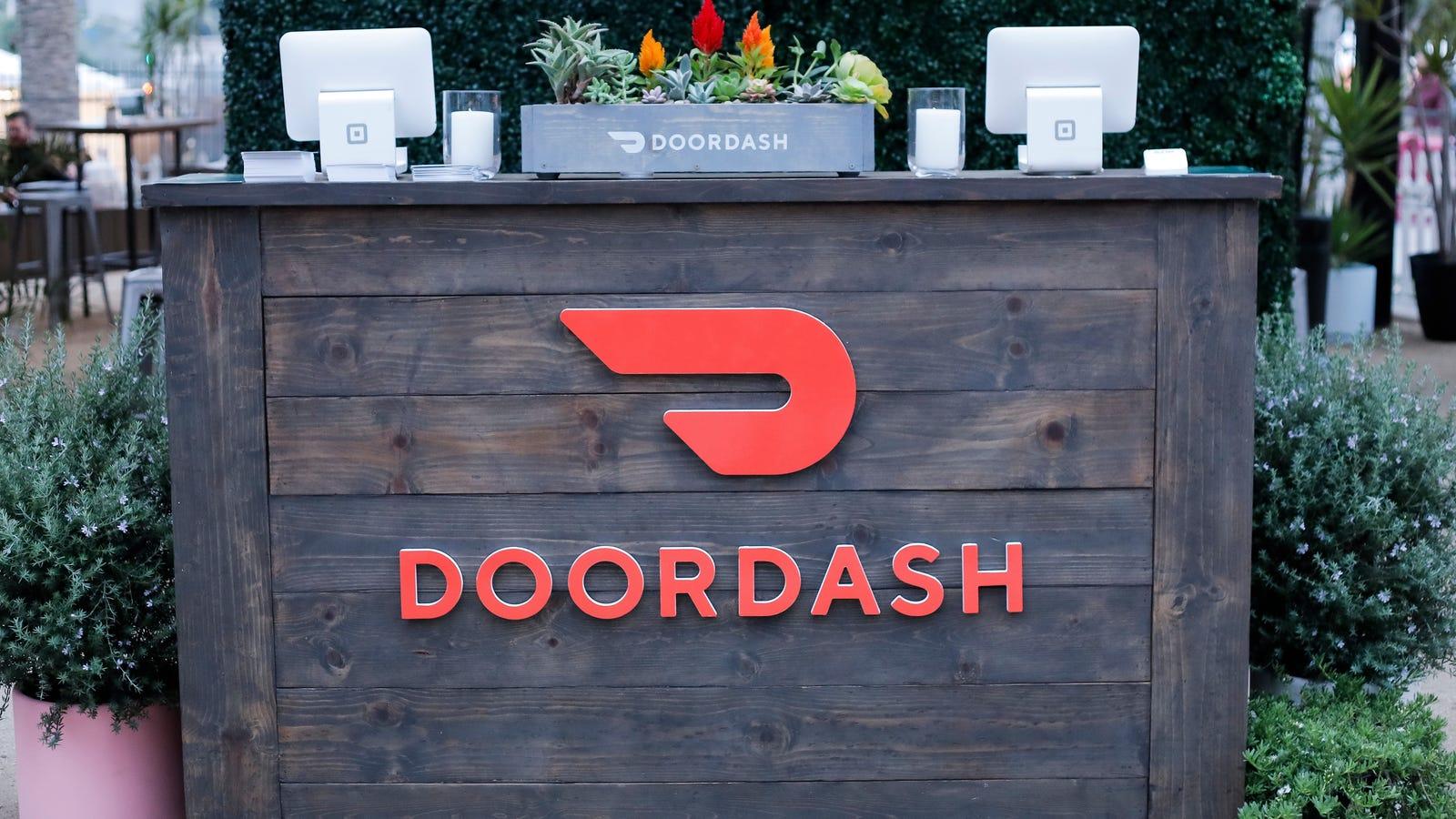 DoorDash Announces It's Replacing That Whole Tip-Skimming Scheme Thing