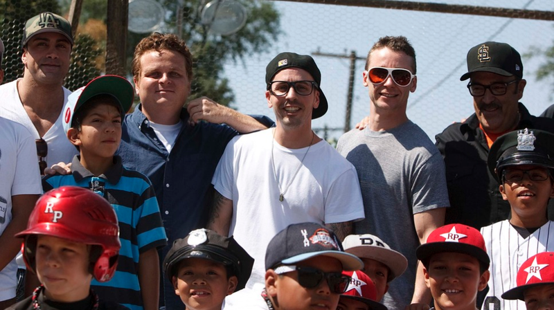 Illustration for article titled The Cast Of The Sandlot Had A Reunion