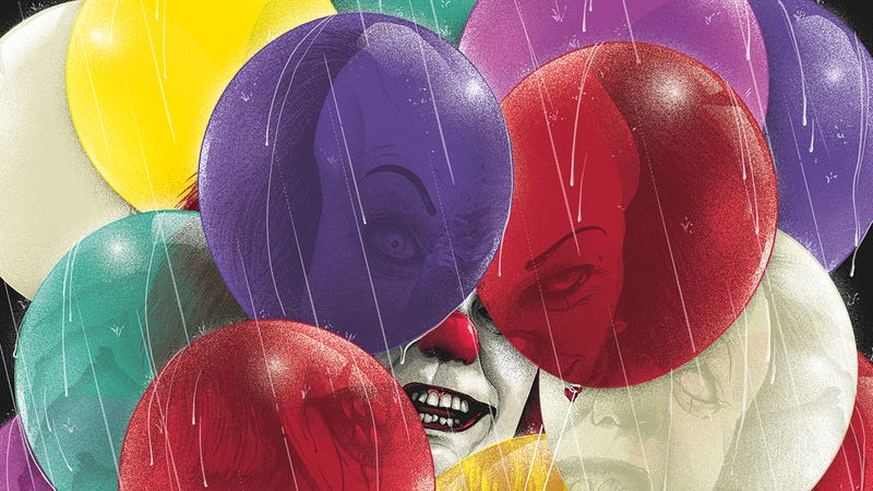 Illustration for article titled Pennywise lives in an exclusive stream of Waxwork Records' IT soundtrack