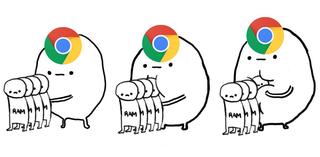 Illustration for article titled La próxima versión de Chrome reducirá hasta un 50% el consumo de memoria RAM