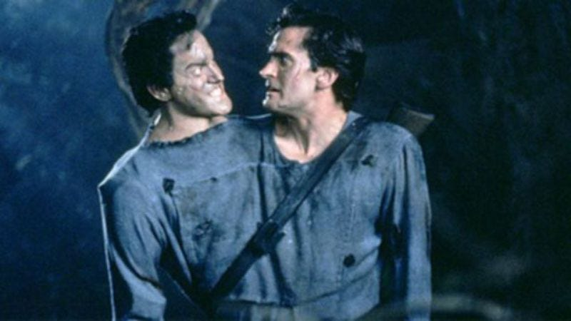 Illustration for article titled Sam Raimi is reteaming with the guy who remade Evil Dead