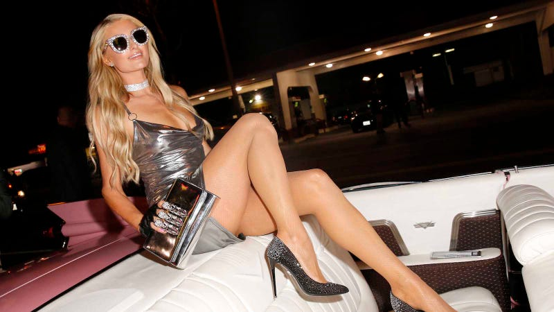 Illustration for article titled Meet Paris Hilton, a Self-Made Rich Person