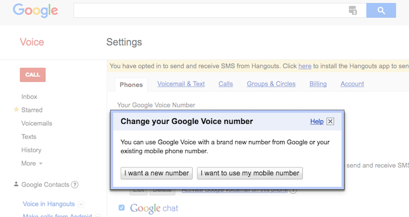 Keep Your Old Phone Number by Porting It to Google Voice