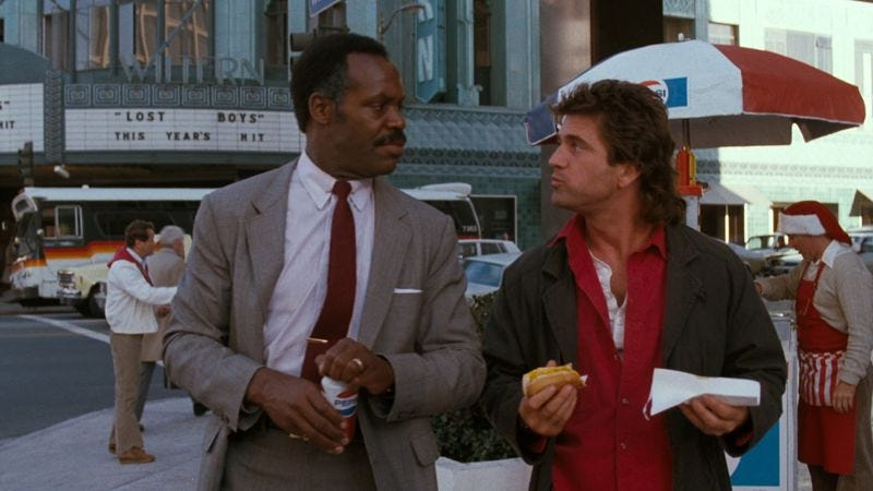 Lethal Weapon (the movie)