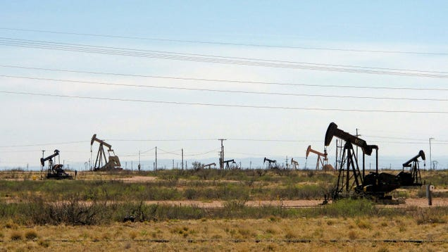 NASA Has Spotted Sneaky Methane Emissions From the Biggest Oilfield in America