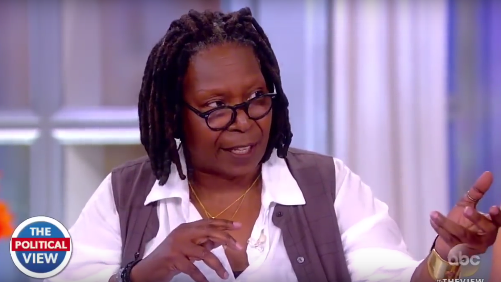 The Whoopi Goldberg Vs. Judge Jeanine Pirro Beef is So Deliciously Messy