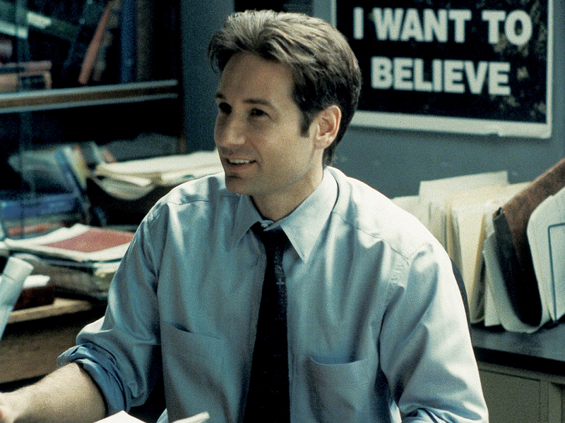 Illustration for article titled David Duchovny Reveals His Favorite Type OfX-FilesFan Fiction