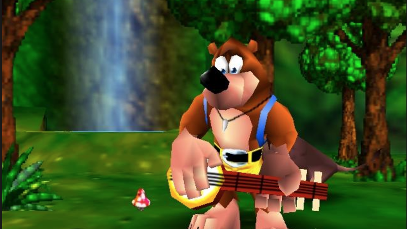 Illustration for article titled Microsoft Executive Is Open To Putting Banjo In The New Smash Bros
