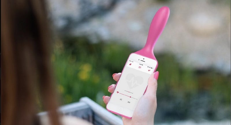 Illustration for article titled If This Product is Real, We've Passed Peak Vibrator