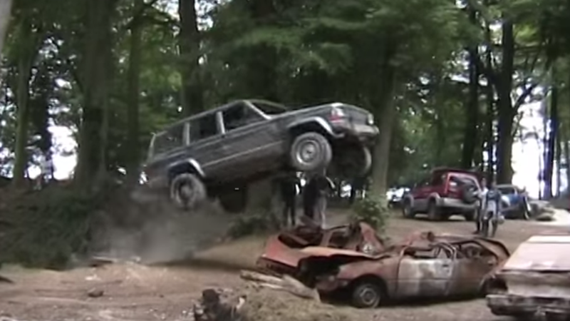 Here's What It Takes To Kill The Unkillable Jeep Cherokee XJ