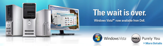 Illustration for article titled Windows Vista Now Available On Dell Systems